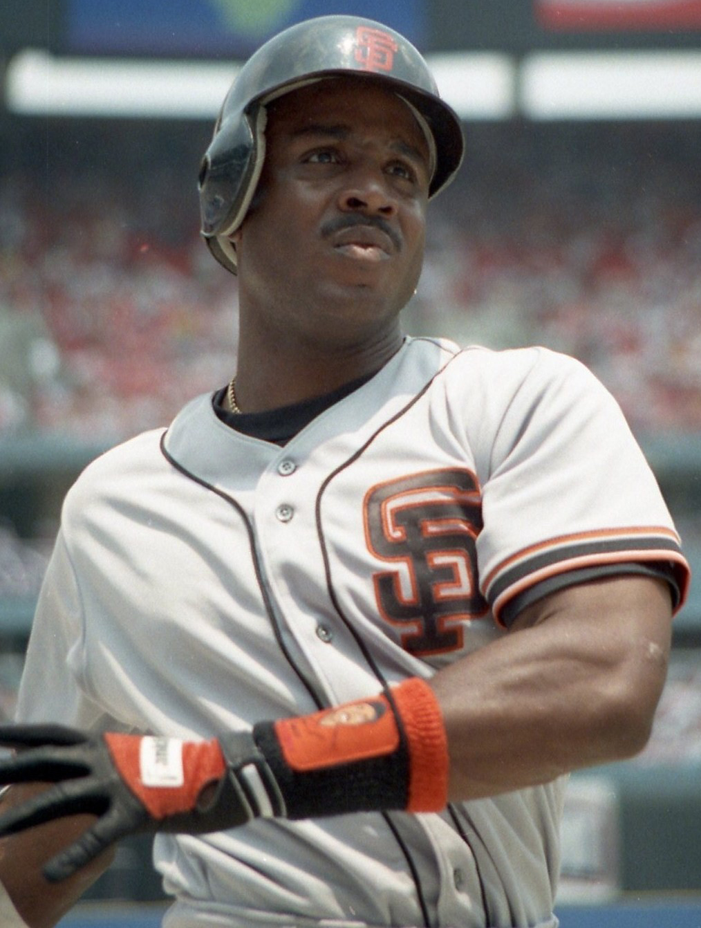 Barry Bonds is one of the Sons of Legends in Sports who has gone on to achieve big things